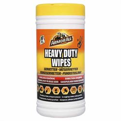 Armor All Heavy Duty Wipes 80 stk.