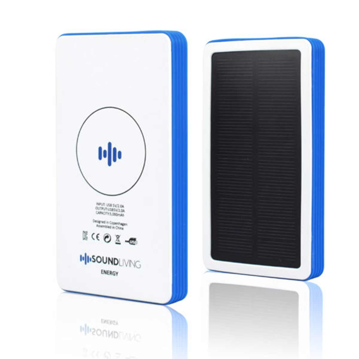 Powerbank Soundliving m/solcelle