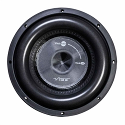 "Vibe Black air12D2 Bas 12"" 2250 watt SQL"