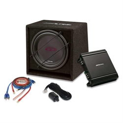 Alpine SBG30KIT Subwoofer Aktiv 800W
