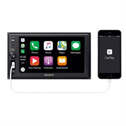 Sony XAVAX1000 2 Din Apple Radio